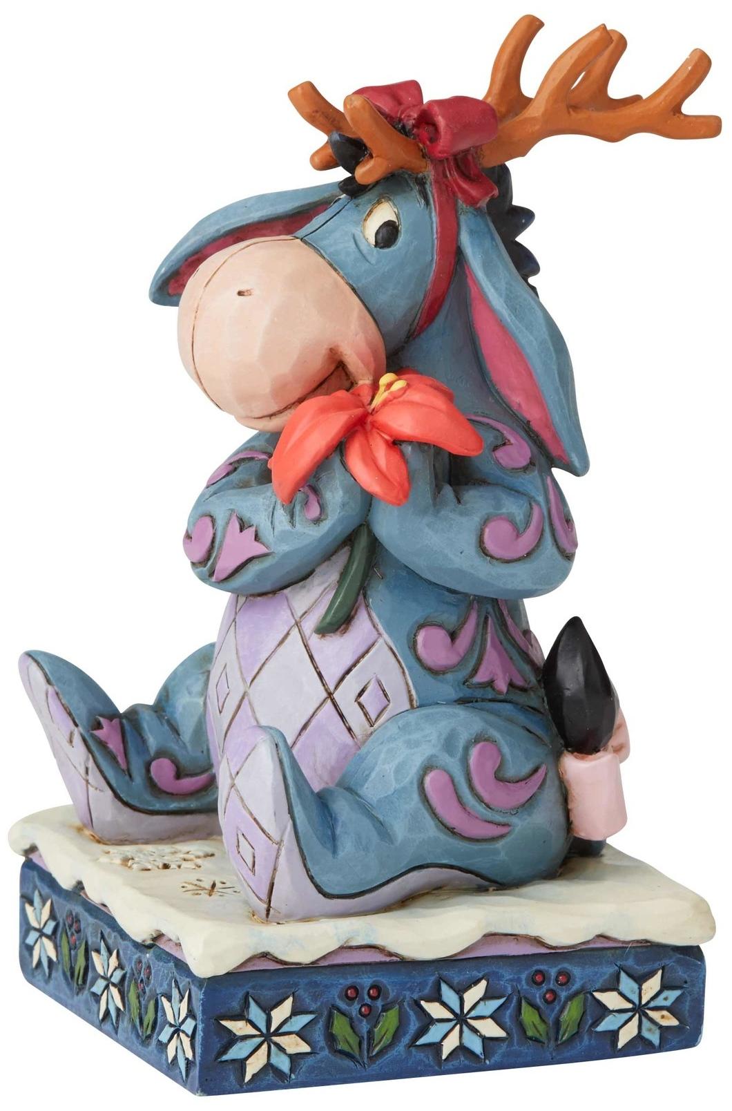 Jim Shore Disney 6002844 Eeyore Christmas PP