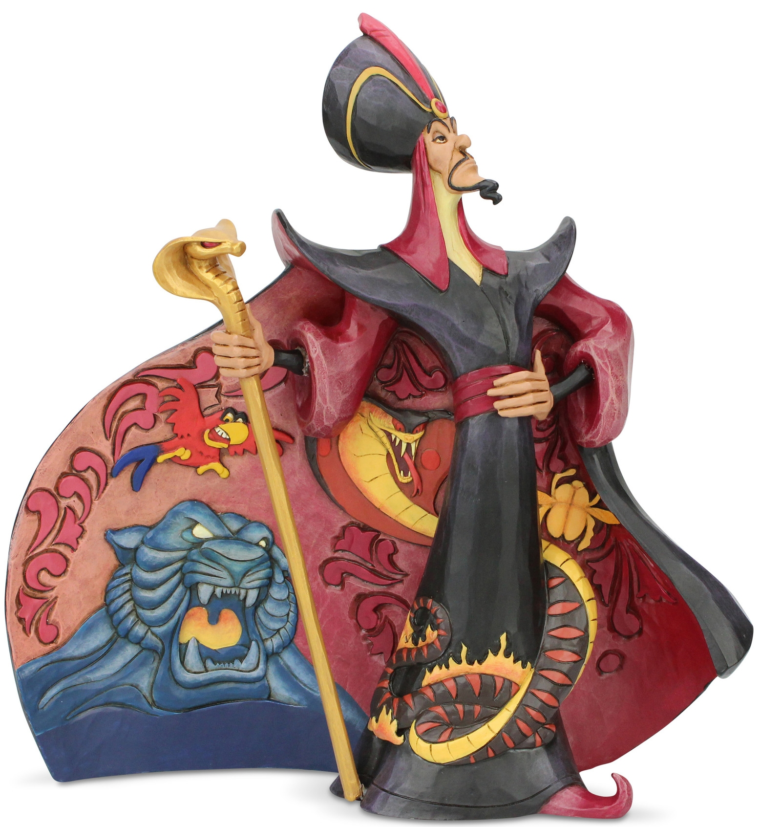 Jim Shore Disney 6005968N Jafar Villain Figurine