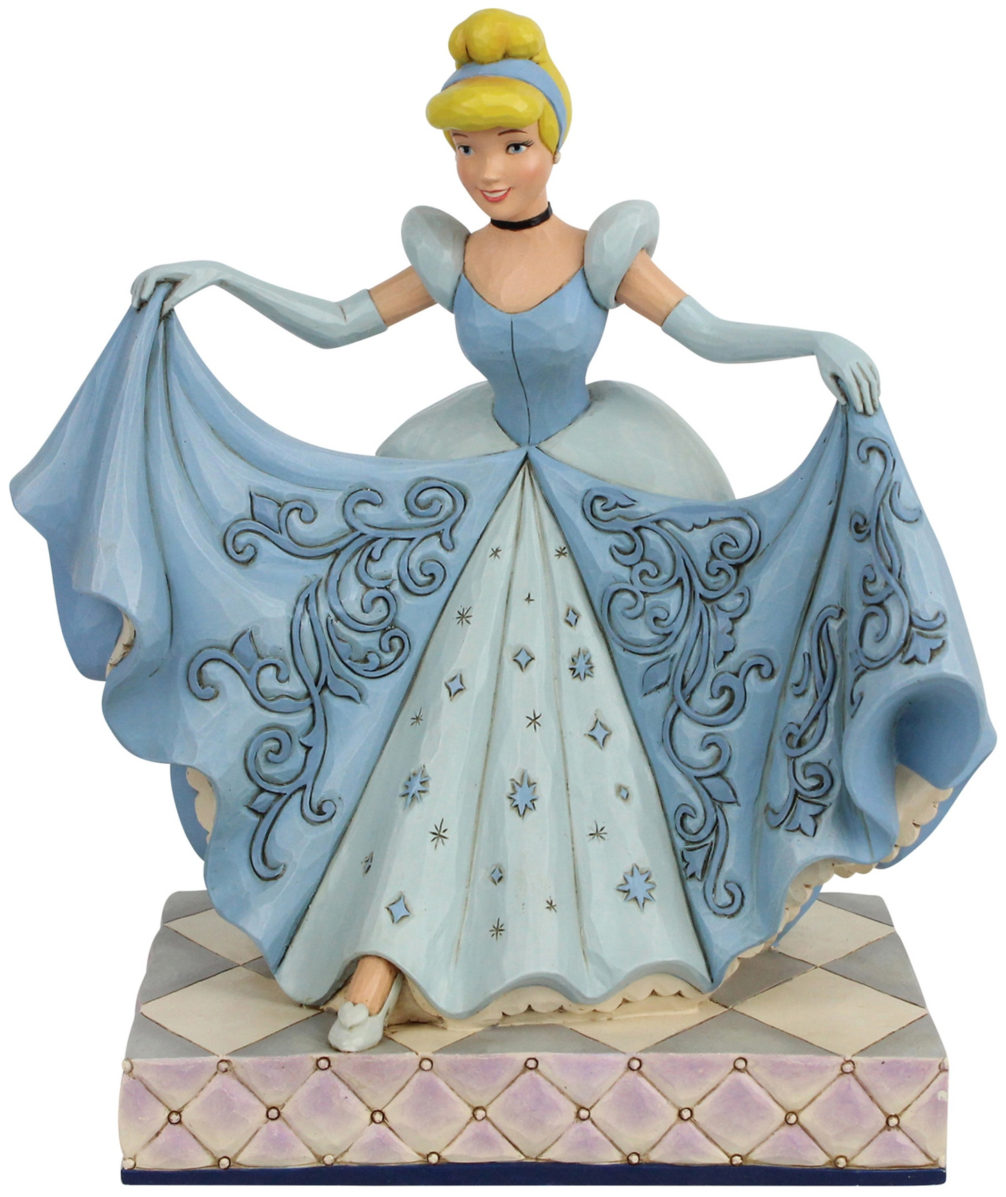Disney Traditions by Jim Shore 6007054N Cinderella Transformation Figurine