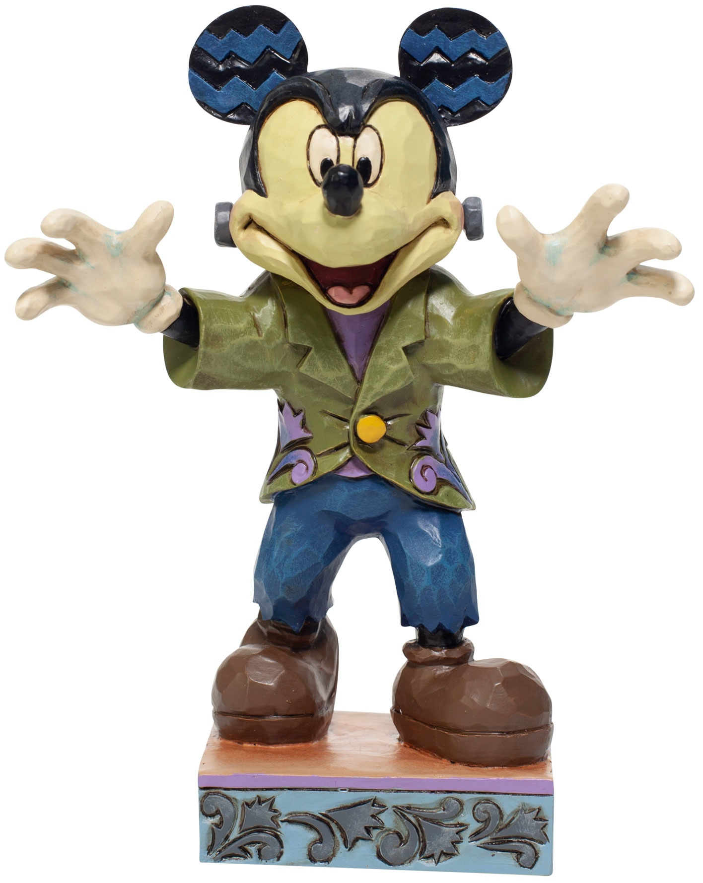 Disney Traditions by Jim Shore 6007077 Halloween Mickey Figurine