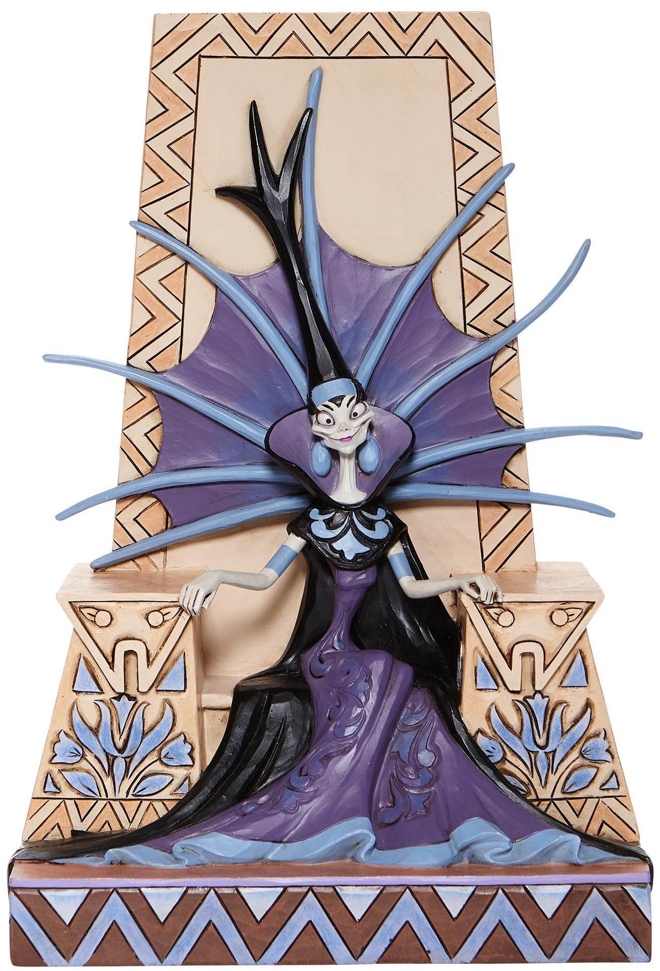 Jim Shore Disney 6008061 Yzma Villain Figurine