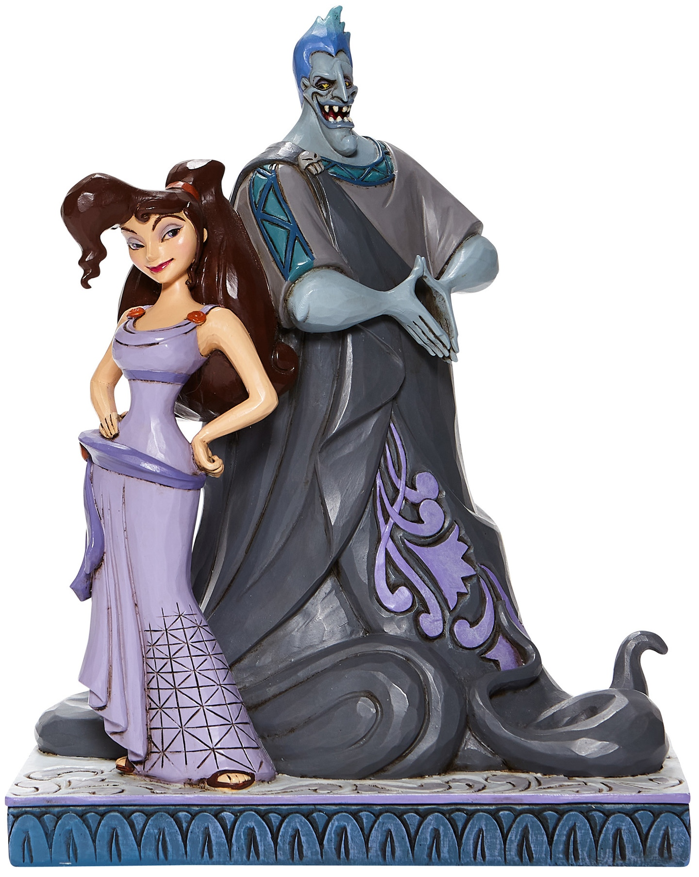 Jim Shore Disney 6008070N Meg & Hades Figurine