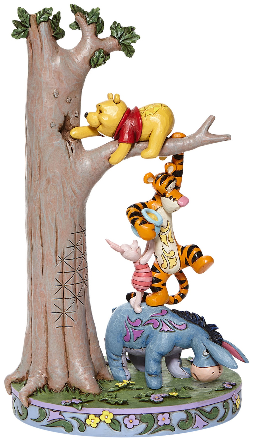 Disney Traditions by Jim Shore 6008072 Tree with Pooh & Tigger Figurine