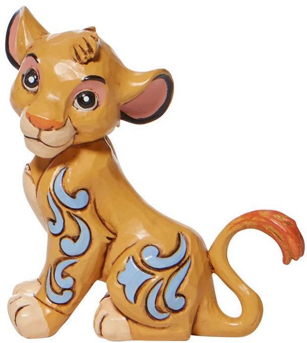 Jim Shore Disney 6009001N Simba Mini Figurine