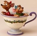 Jim Shore Disney 4016557 Tea For Two