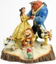 Jim Shore Disney 4031487 Tale As Old As Time Figurine