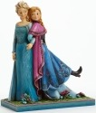 Jim Shore Disney 4039079 Frozen Elsa and Anna