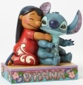 Jim Shore Disney 4043643 Lilo and Stitch