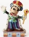 Jim Shore Disney 4048654 Mickey King for A Day