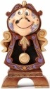 Disney Traditions by Jim Shore 4049621 Cogsworth Figurine