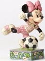 Disney Traditions by Jim Shore 4050397 Minnie Soccer