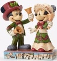 Jim Shore Disney 4051976 Mickey and Minnie Victor