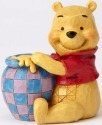 Jim Shore Disney 4054289 Mini Pooh with Honey