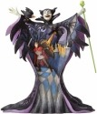 Jim Shore Disney 4055439 Maleficent with Scene