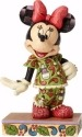 Disney Traditions by Jim Shore 4057936 Minnie in Christmas Pajamas
