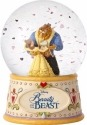 Jim Shore Disney 4059189 Beauty and the Beast Waterball