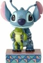 Jim Shore Disney 4059741 Stitch with Frog Persona