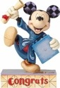 Jim Shore Disney 4059749 Graduation Mickey
