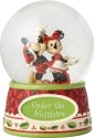 Jim Shore Disney 4060275 Mickey and Minnie Mistle