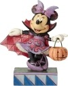 Disney Traditions by Jim Shore 6000949 Vampire Minnie (Purple)