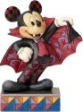 Disney Traditions by Jim Shore 6000950 Halloween Mickey (Purple