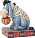 Jim Shore Disney 6000952 Halloween Eeyore as Mumm