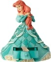 Jim Shore Disney 6000965 Ariel with Clear Charm
