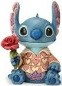 Jim Shore Disney 6001280 Stitch Valentine