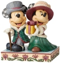 Disney Traditions by Jim Shore 6002829N Mickey and Minnie Victorian