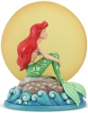Disney Traditions by Jim Shore 6005954N Ariel Sitting on a Rock Figurine