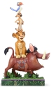 Jim Shore Disney 6005962 Lion King Stacked Figurine