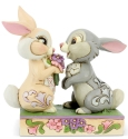 Disney Traditions by Jim Shore 6005963N Thumper and Blossom Figurine