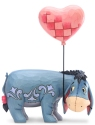 Disney Traditions by Jim Shore 6005965N Eeyore with a Heart Ball Figurine
