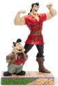 Jim Shore Disney 6005969 Gaston and Lefou Villain Figurine