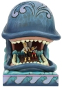 Disney Traditions by Jim Shore 6005971N Monstro with Gepetto Figurine