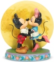 Jim Shore Disney 6006208 Mickey and Minnie Moon Figurine
