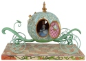Disney Traditions by Jim Shore 6007055N Pumpkin Coach with Cinderella Figurine