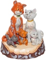 Disney Traditions by Jim Shore 6007057N Aristocats Figurine