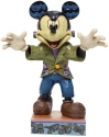 Disney Traditions by Jim Shore 6007077N Halloween Mickey Figurine