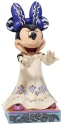 Disney Traditions by Jim Shore 6007078N Halloween Minnie Figurine