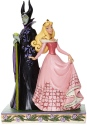 Disney Traditions by Jim Shore 6008068N Aurora & Maleficent Figurine