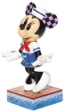Disney Traditions by Jim Shore 6008080N Minnie Sailor Personality Figurine