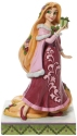 Disney Traditions by Jim Shore 6008981N Rapunzel with Gifts Figurine
