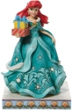 Disney Traditions by Jim Shore 6008982N Ariel with Gifts Figurine