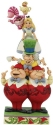 Disney Traditions by Jim Shore 6008997N Alice in Wonderland Figurine