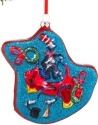 Dr Seuss by Department 56 4026631 Cat In Car Ornament