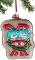 Dr Seuss by Department 56 4026634 Thing 1 & Thing 2 Ornament