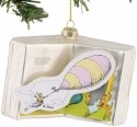 Dr Seuss by Department 56 4040307 Oh The Places Book Ornament