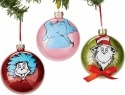 Dr Seuss by Department 56 4045083 Selfie Ornament 3 Assorted