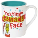 Grinch by Department 56 6000303 Resting Grinch Face Mug